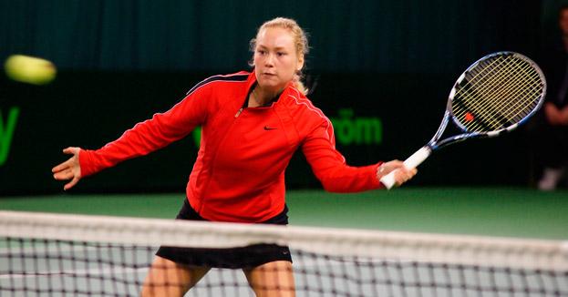 Emma Laine volley 2010 Orto-Lääkärit Openissa