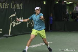 Ruusuvuori paras suomalainen ATP-rankingissa
