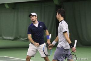 Mayer/Vasilenko -pari nelinpelin voittoon